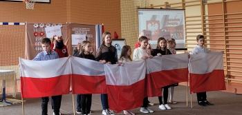 3 maj flagi KSP SPSK Czerwienne