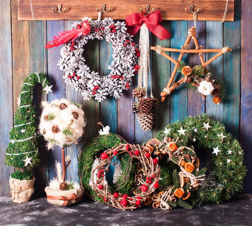 Konkurs - Najpiękniejsze ozdoby bożonarodzeniowe